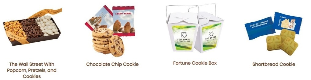 Fort Worth promotional products cookies