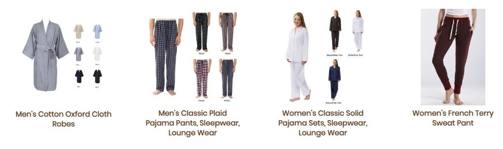 Fort Worth promotional products lounge wear
