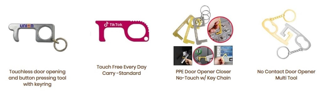 Fort Worth promotional products touch tool