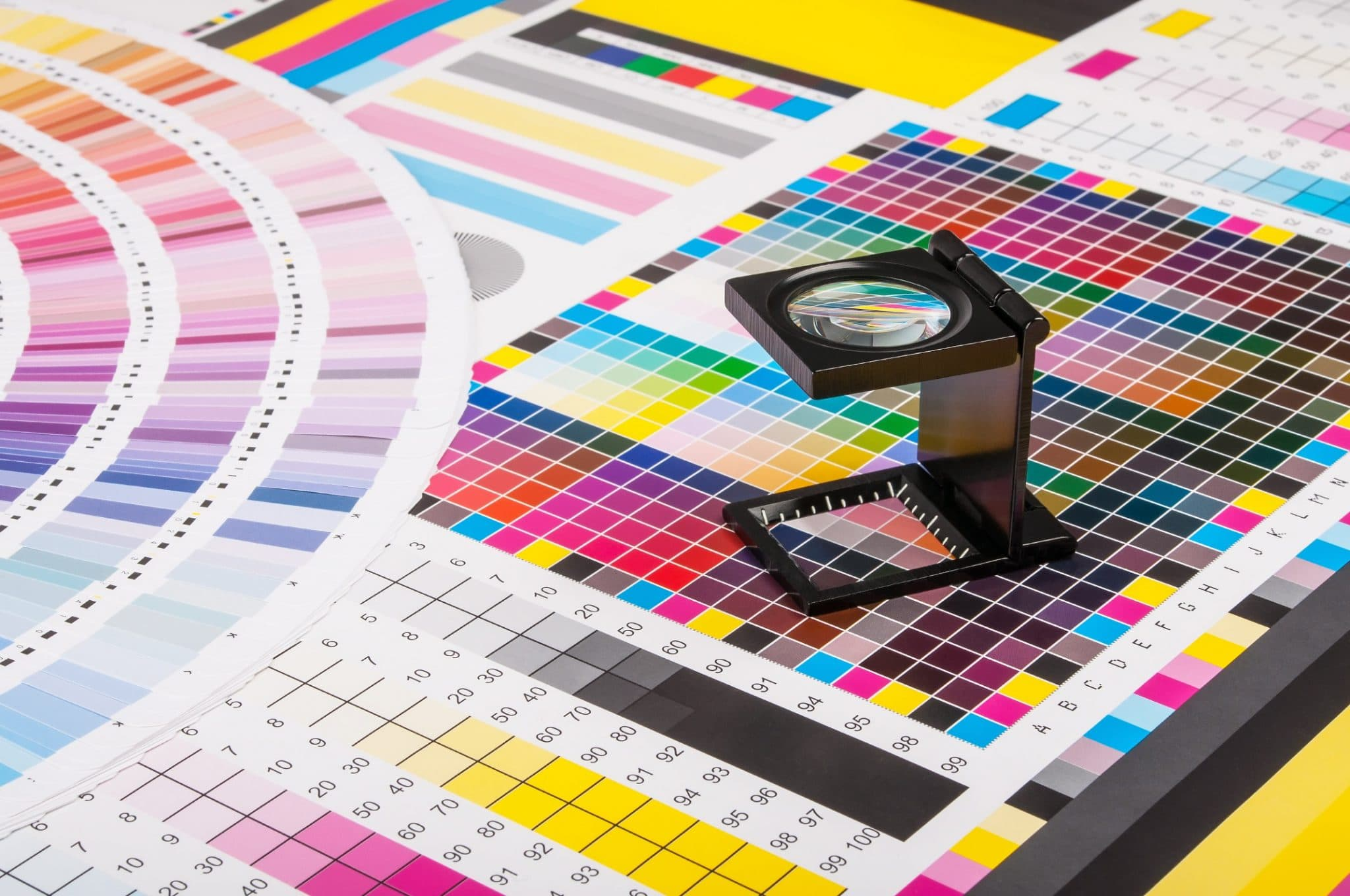 Printing specifications, ink colors